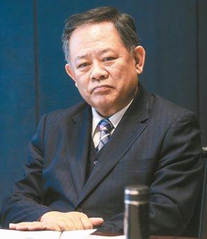 高雄銀行新任董事長張雲鵬。 本報系資料庫