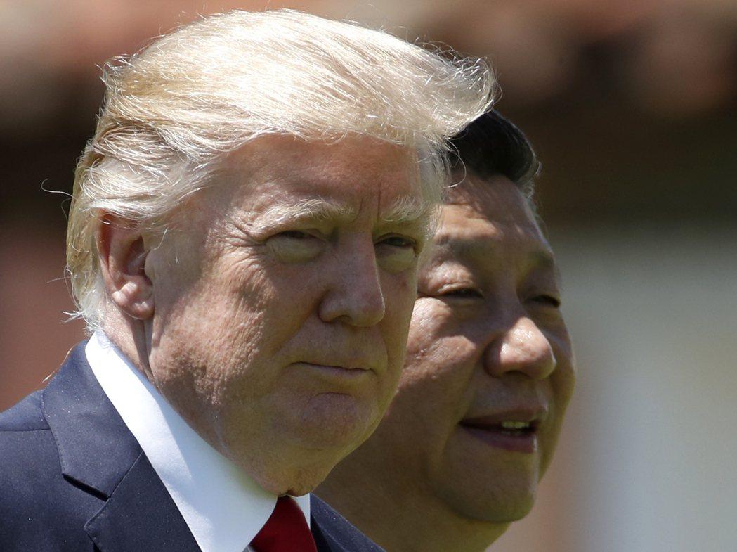 美中關係「鬥而不破」的局面,還會持續維持好幾年,不變的是中國持續對臺灣的打壓。 圖/美聯社