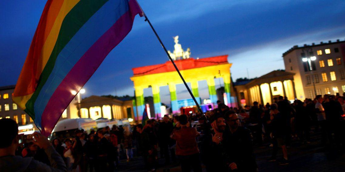 資料圖片。「〈175條〉為德國的同性戀者帶來了難以想像的制度凌遲,迫使他們自我否...