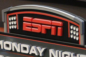 每一名運動迷,幾乎都看過「ESPN」,只是這個有線電視時代的傳奇巨人,正在經歷數位時代的大麻煩...。 圖/美聯社