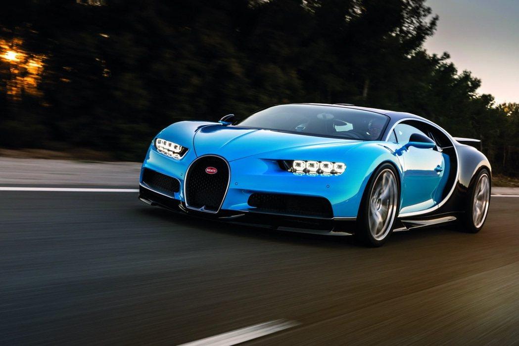 Bugatti 測試車手 Andy Wallace 表示,Bugatti Chi...