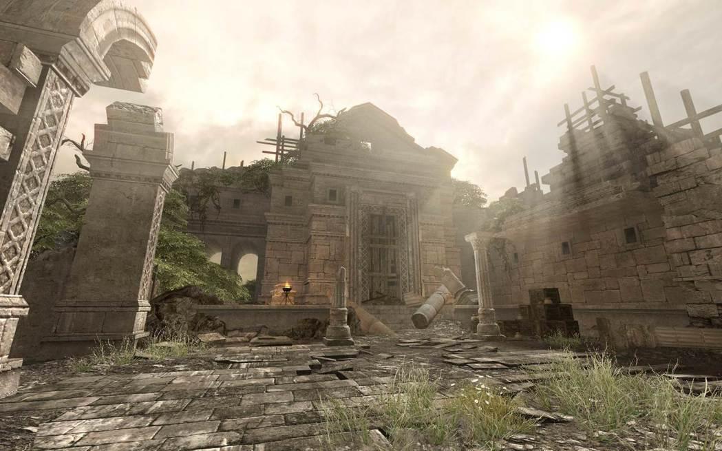 北方廢墟大幅度重製,絕對能帶給玩家們全新的感受。
