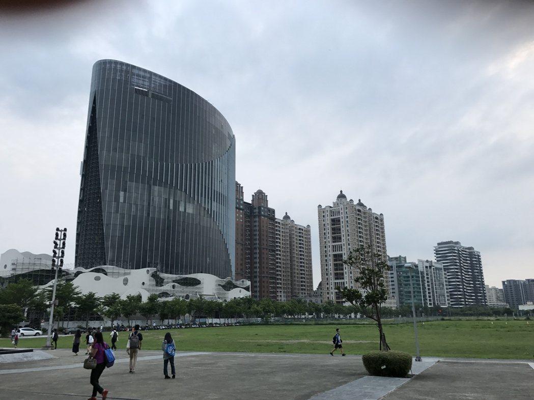 高鐵新竹站周邊 記者游智文/攝影