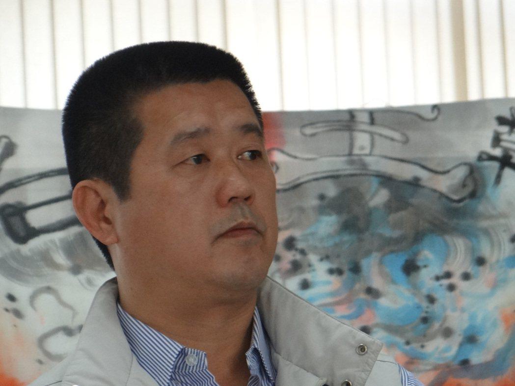 台西鄉長趙瑞和涉案被判刑,他深感無奈。記者蔡維斌/攝影