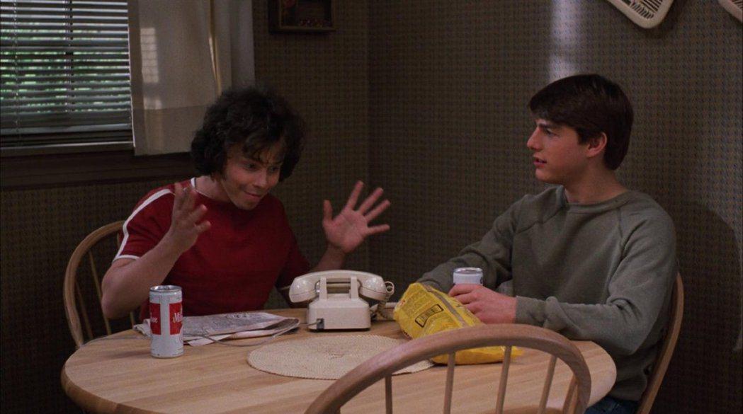 寇蒂斯阿姆斯壯(左)出書大爆湯姆克魯斯的料。圖/摘自imdb