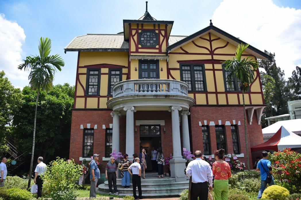 「回到1919─畫說台北建築文化遺產展覽」展覽今起在台北故事館登場。圖/主辦單位...