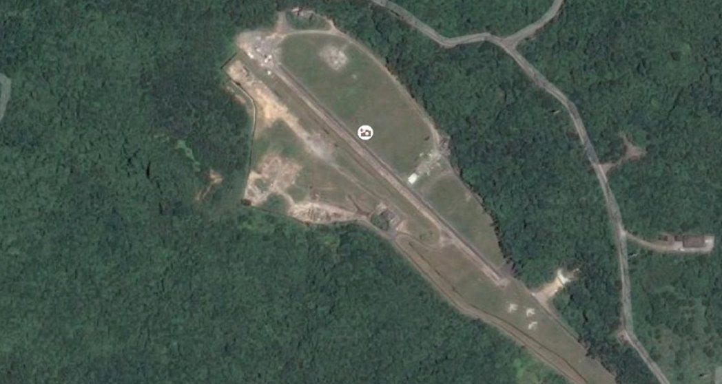 GOOGLE衛星拍到屏東縣九鵬基地疑有機場,引起網友熱烈討論。 圖/報系資料照