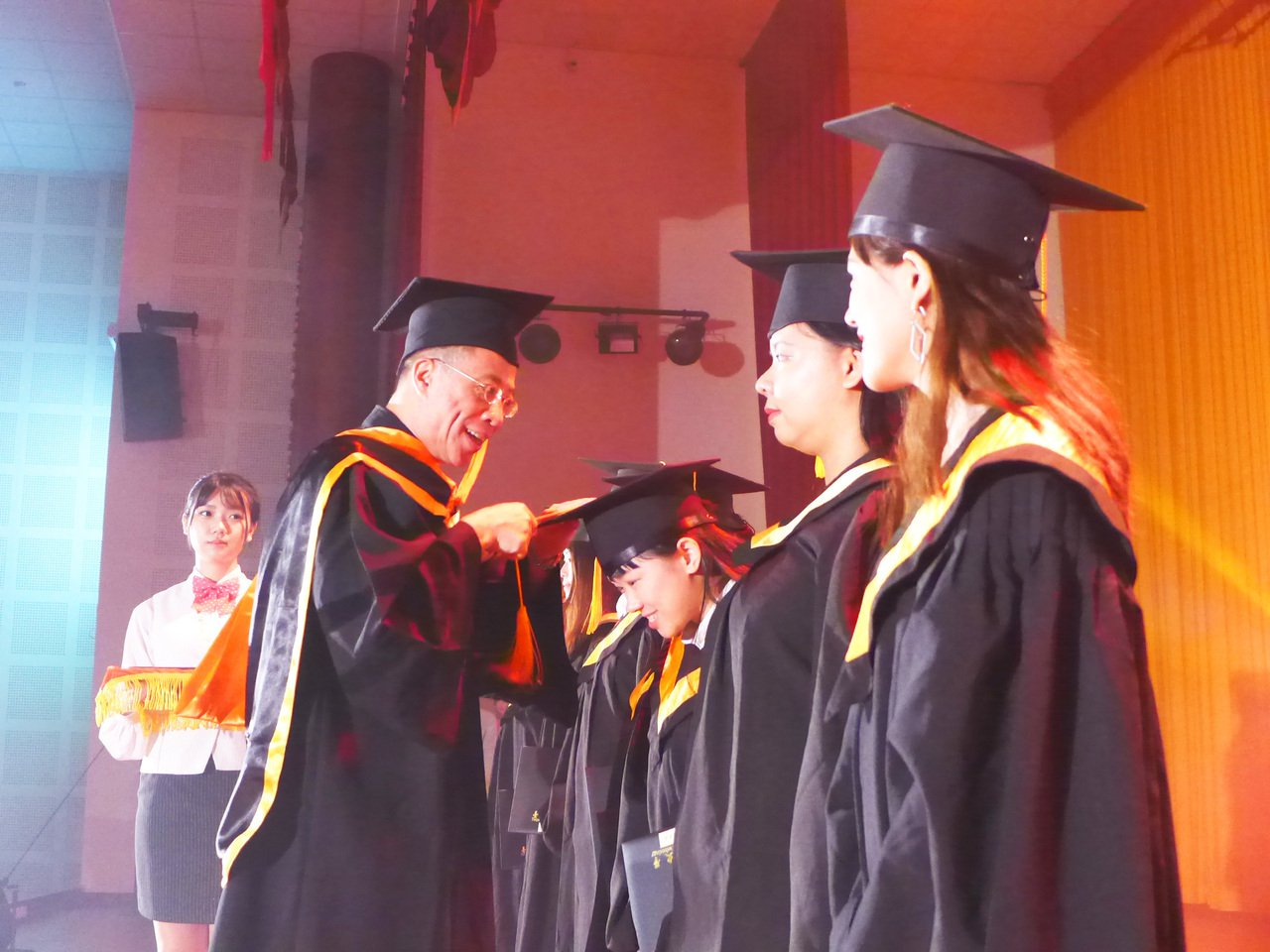 台北城市科大力推產學合作,讓學生不再面臨畢業即失業。圖/台北城市科大提供