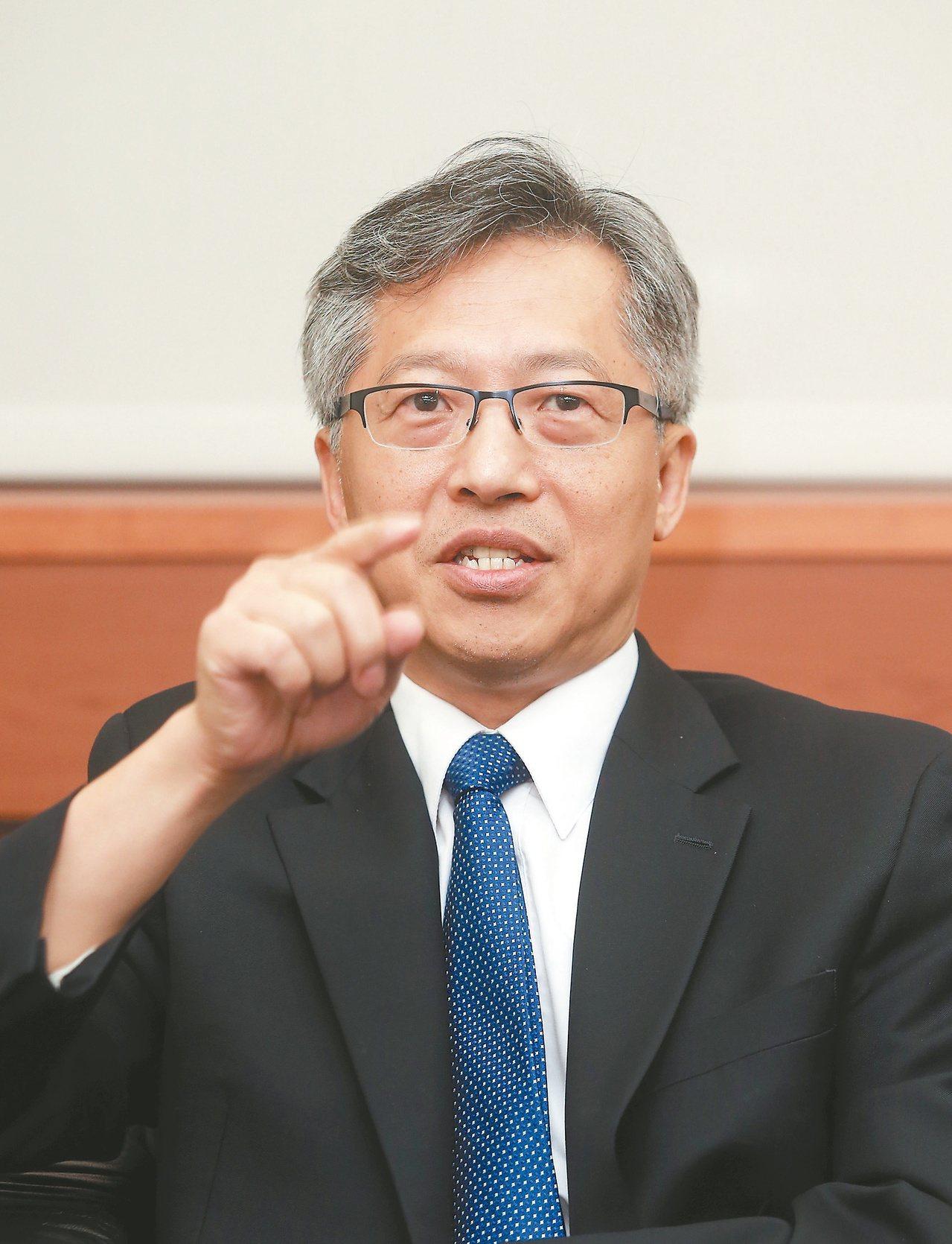 中研院長廖俊智獲選為台大校長遴選委員。本報資料照片