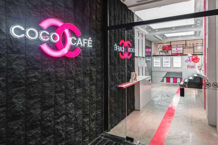 COCO CAFÉ是近期FB、IG打卡熱門地點。圖/CHANEL提供