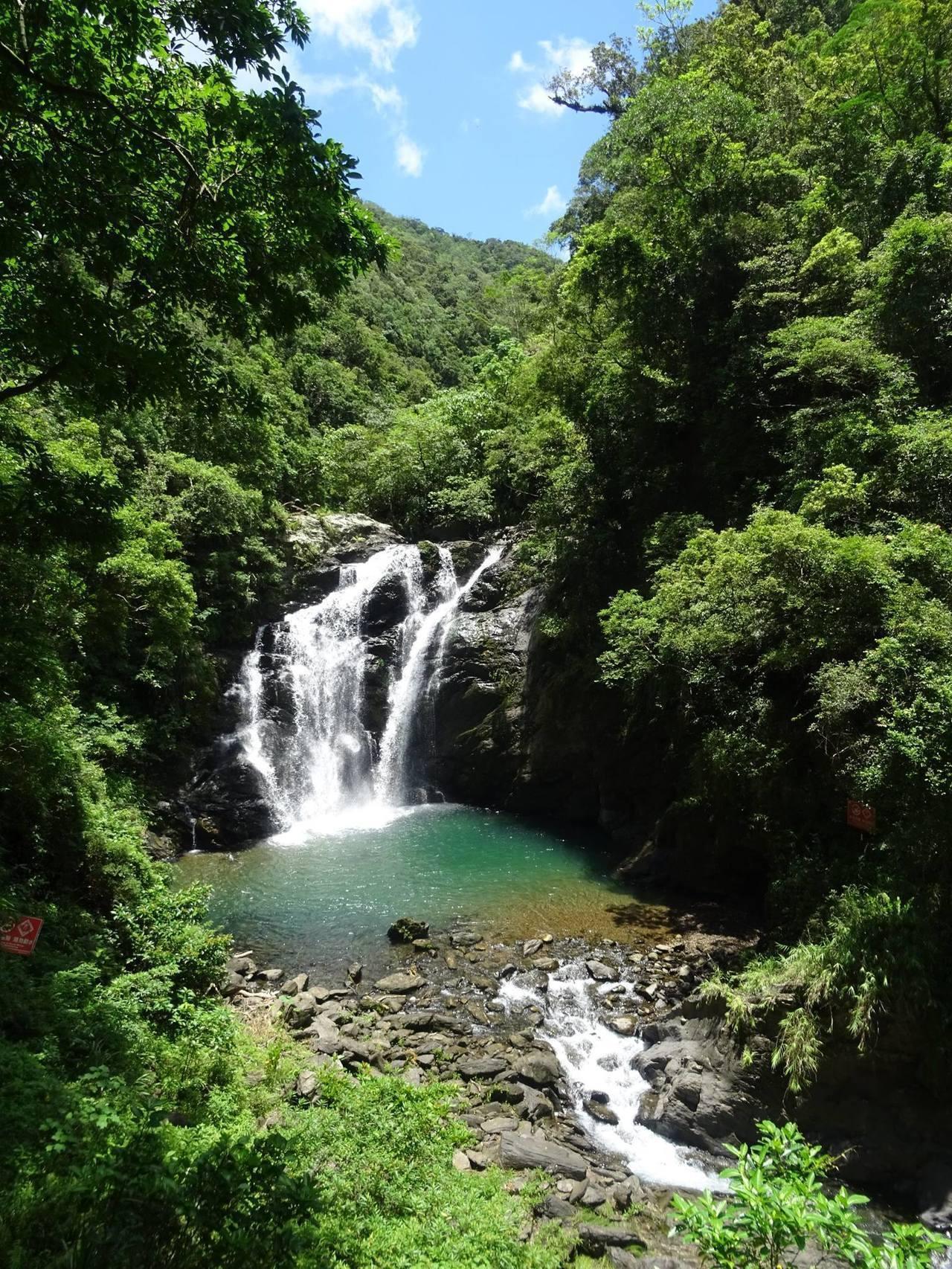 屏東雙林國家森林遊樂區即將在7月重開放。圖/翻攝自雙林國家森林遊樂園粉絲團