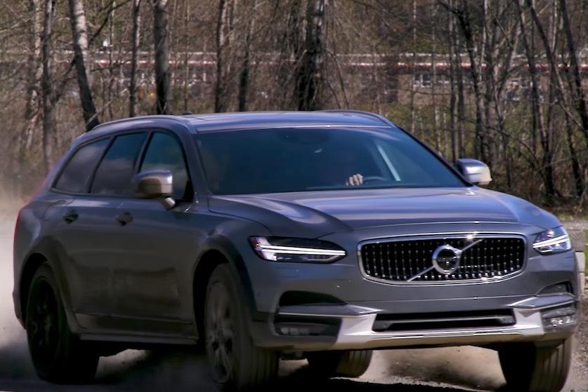 還在看大台的SUV嗎?何不參考Volvo V90跨界旅行車!