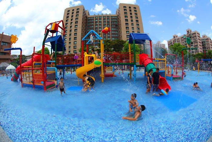 台北自來水事業處舉辦的台北親水節,即將在7月1日正式開跑。圖/台北自來水事業處提...