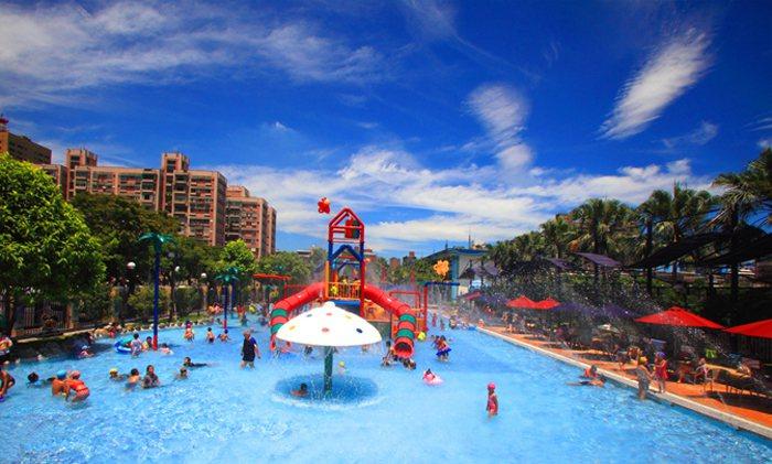 台北自來水事業處舉辦的台北親水節,即將在7月1日正式開跑,不僅開幕當天開放免費入...