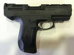警方查獲改造手槍。記者林昭彰/翻攝