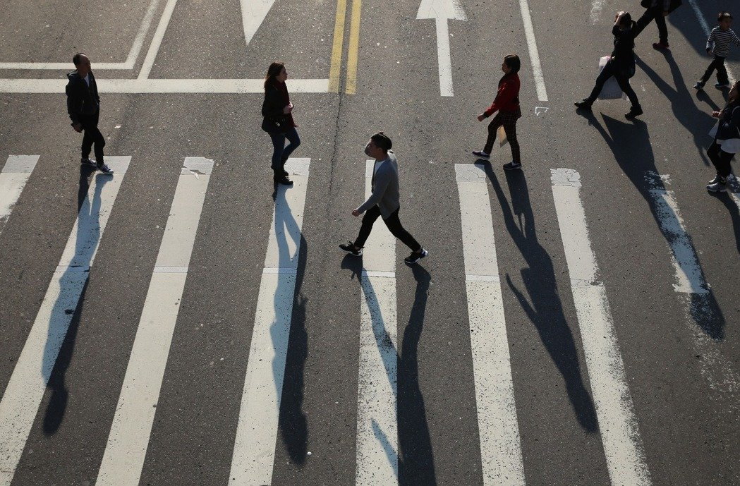 青年低薪是普遍現象。聯合報系資料照