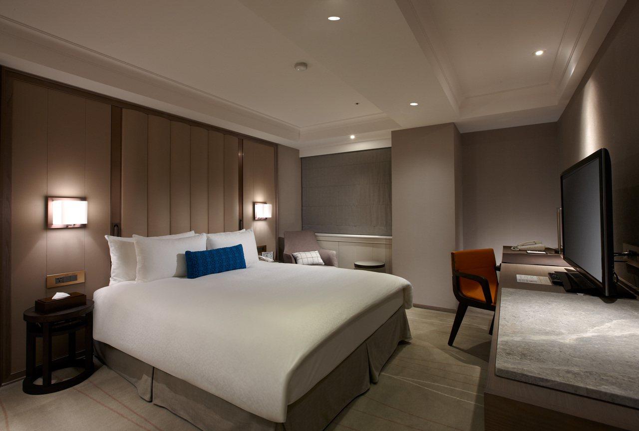 台北老爺酒店。圖/老爺酒店提供