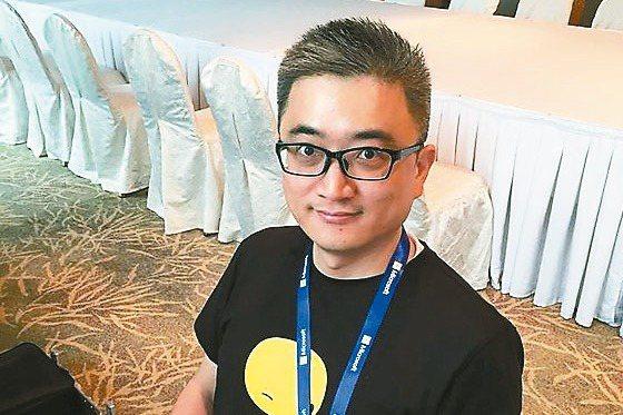 台灣AI實驗室創始人 杜奕瑾 圖/願景工作室提供