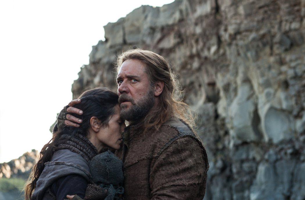 《諾亞方舟》特地到冰島拍攝。 美聯社資料照片
