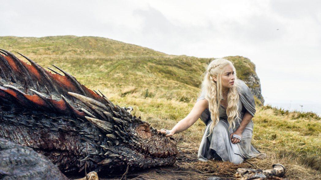在冰島取景的電影名單一長串,《冰與火之歌:權力遊戲》也是其中之一。 美聯社資料照...