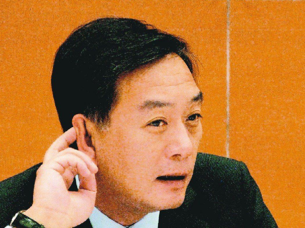 裕日車董事長嚴凱泰。 報系資料照