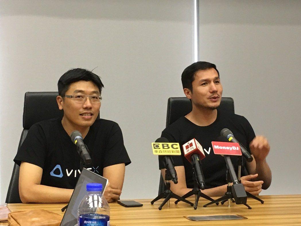 宏達電今天在上海舉辦VIVE X Demo Day,這是繼台北、舊金山之後的第三...