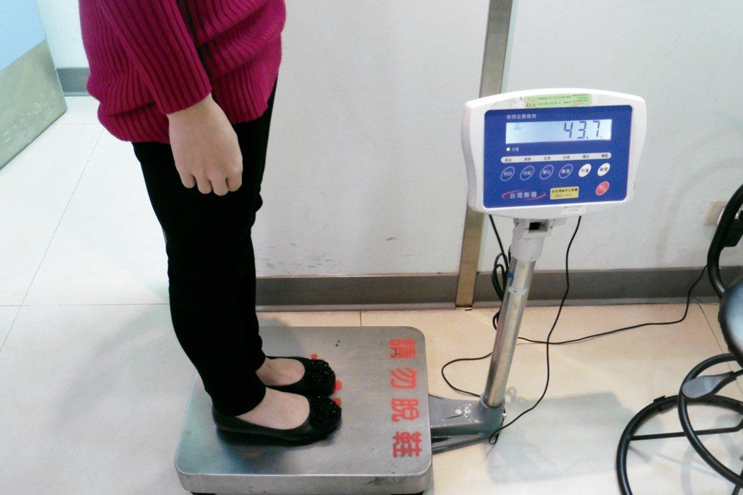 8歲女子求子未成,體重還狂增。 圖/聯合報系資料照