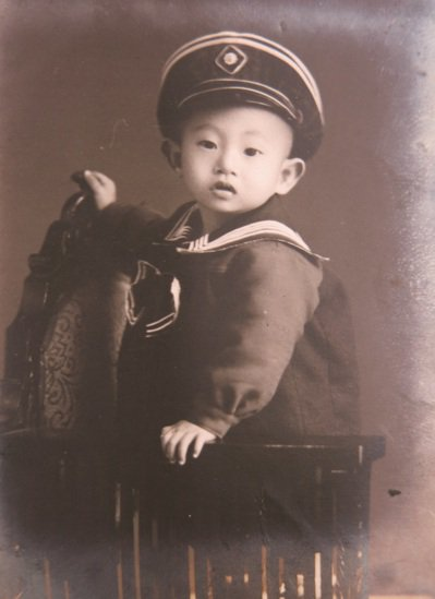 每個男孩在長大的過程中,幾乎都會在心裡種下父兄輩的巨大身影。圖/國立臺灣歷史博物...