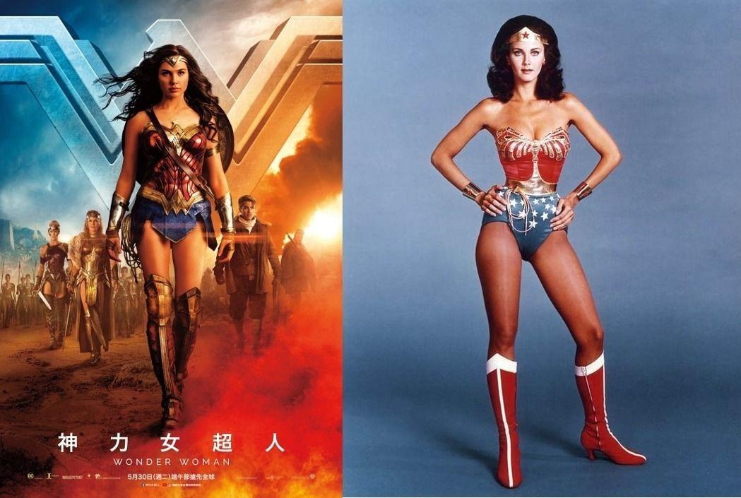 網友認為神力女超人根本是個賣弄性感的「海報女郎」,不能承擔起推動性別平權大使的角...