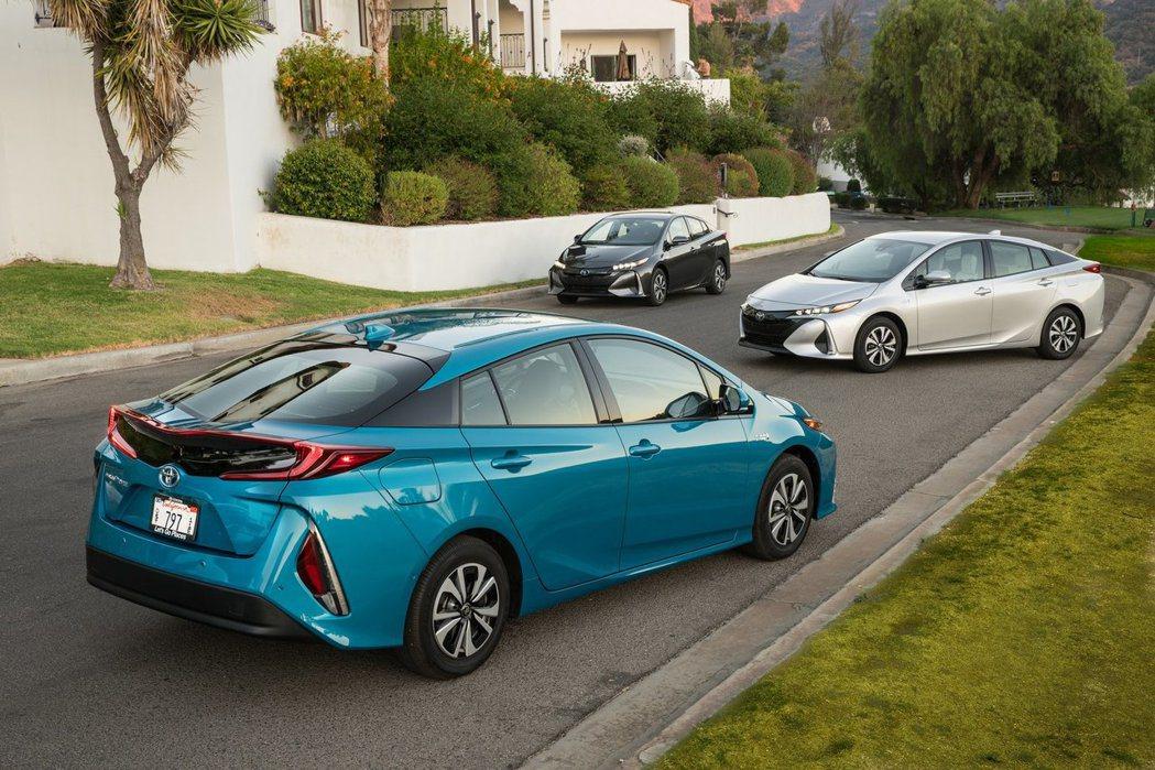 Toyota暫時不會推出柴油款油電混合車。 摘自Toyota