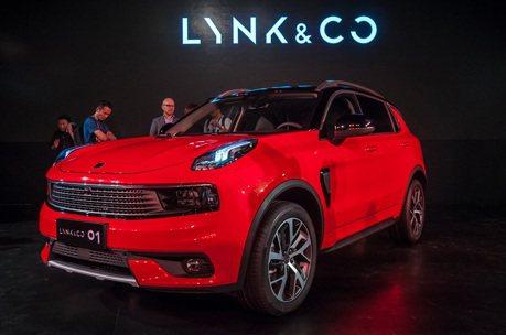 Lync & Co計劃推出極簡的車款 車主也能賺外快