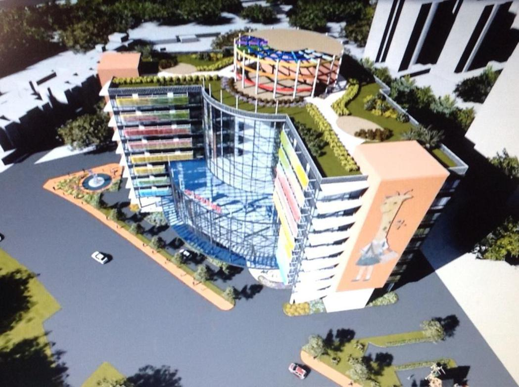 馬偕醫院醫療團隊取得新竹兒童醫院優先議約權,若議約順利,要在建功二路興建桃竹苗兒...