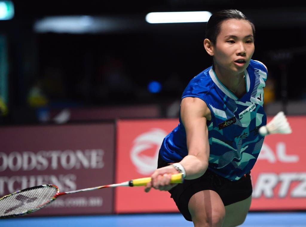 戴資穎今年不會參加台北羽球公開賽。 圖/Badminton photo提供(...