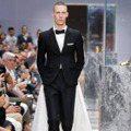 巴黎男裝周/打破傳統!Thom Browne西裝混白紗震撼時尚圈