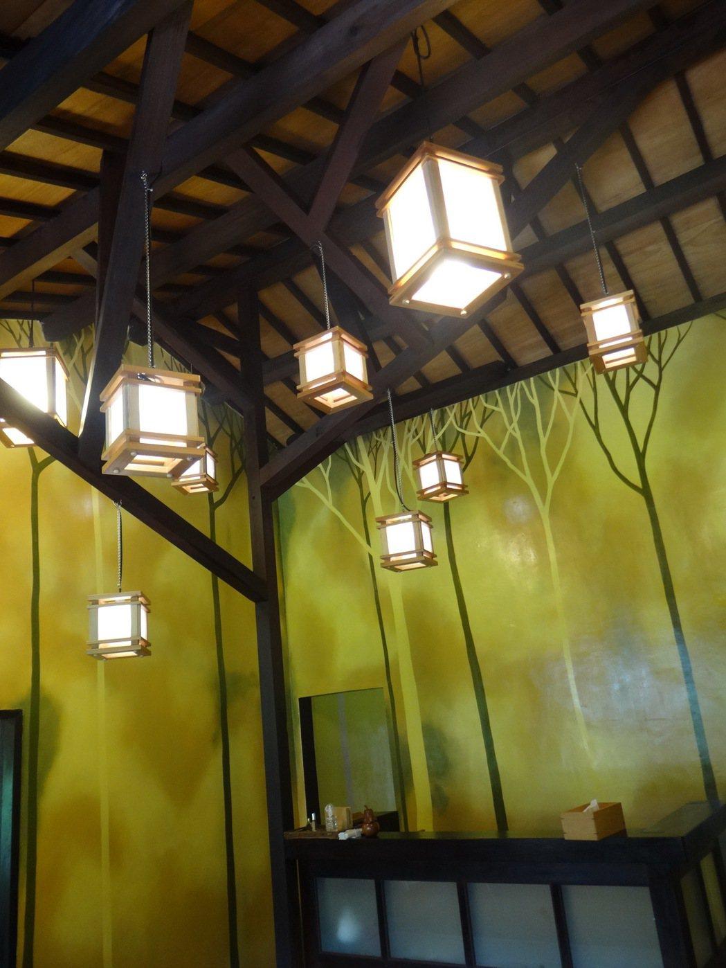 北港春木工藝術生活館更是年輕人最愛的去處。記者蔡維斌/攝影