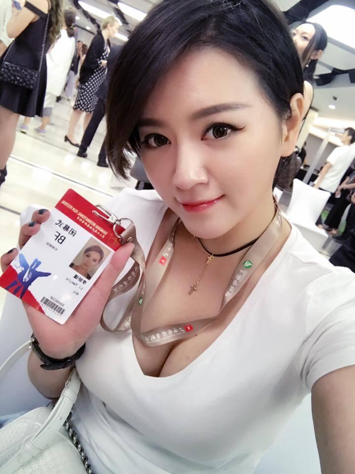 李妍瑾轉作幕後其實是開公司。圖/摘自臉書