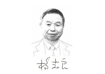 前衛生署長、亞洲大學榮譽講座教授、台灣病友聯盟理事長楊志良。