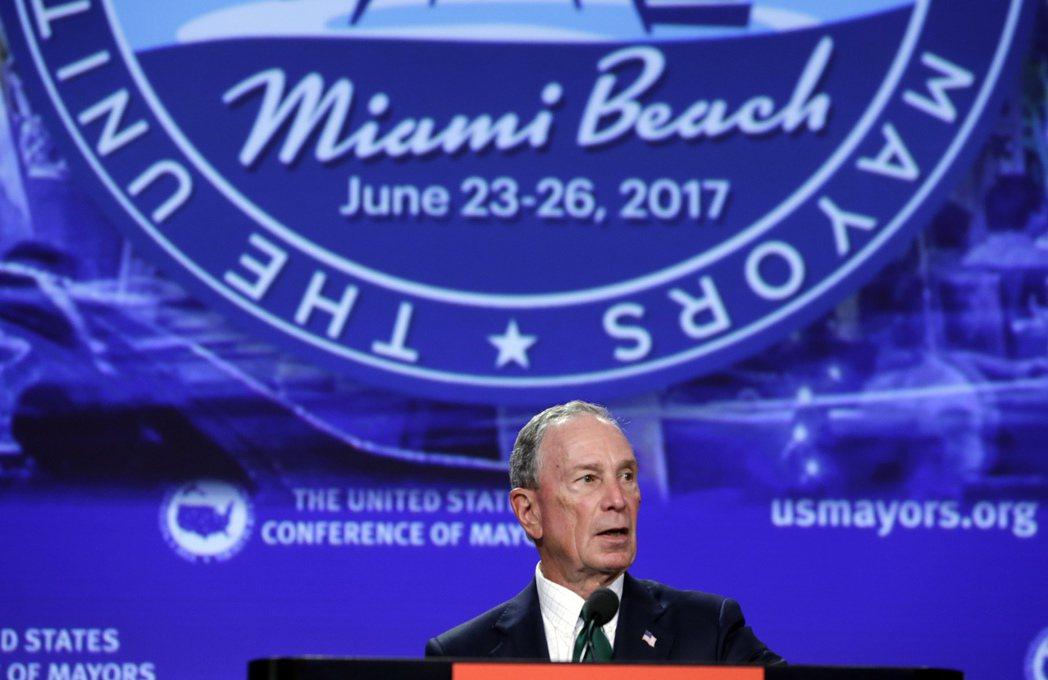 無黨派組織「美國市長會議」26日在佛羅里達州邁阿密海灘閉幕,逾250位市長同意城...