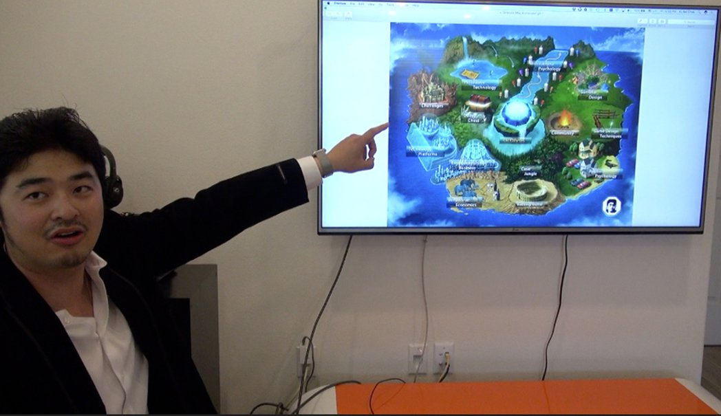 周郁凱為了讓「八角行為分析法」更生動,推出網路版Octalysis Prime ...