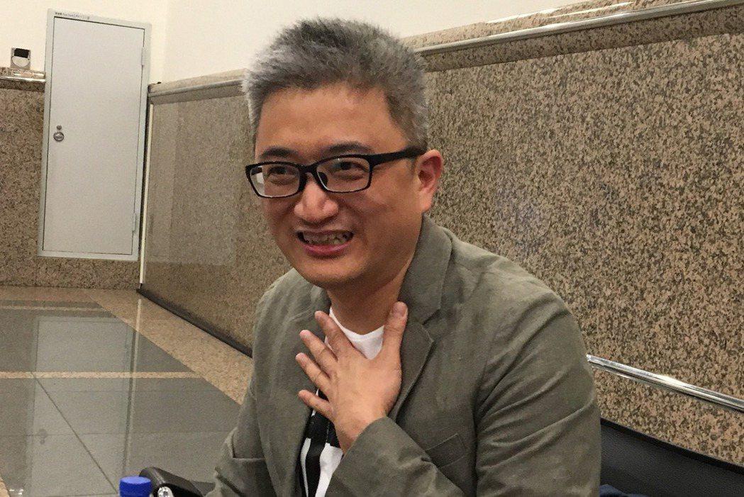 台灣人工智慧實驗室創辦人杜奕瑾表示,台灣發展人工智慧,要抓住三大創新。中央社