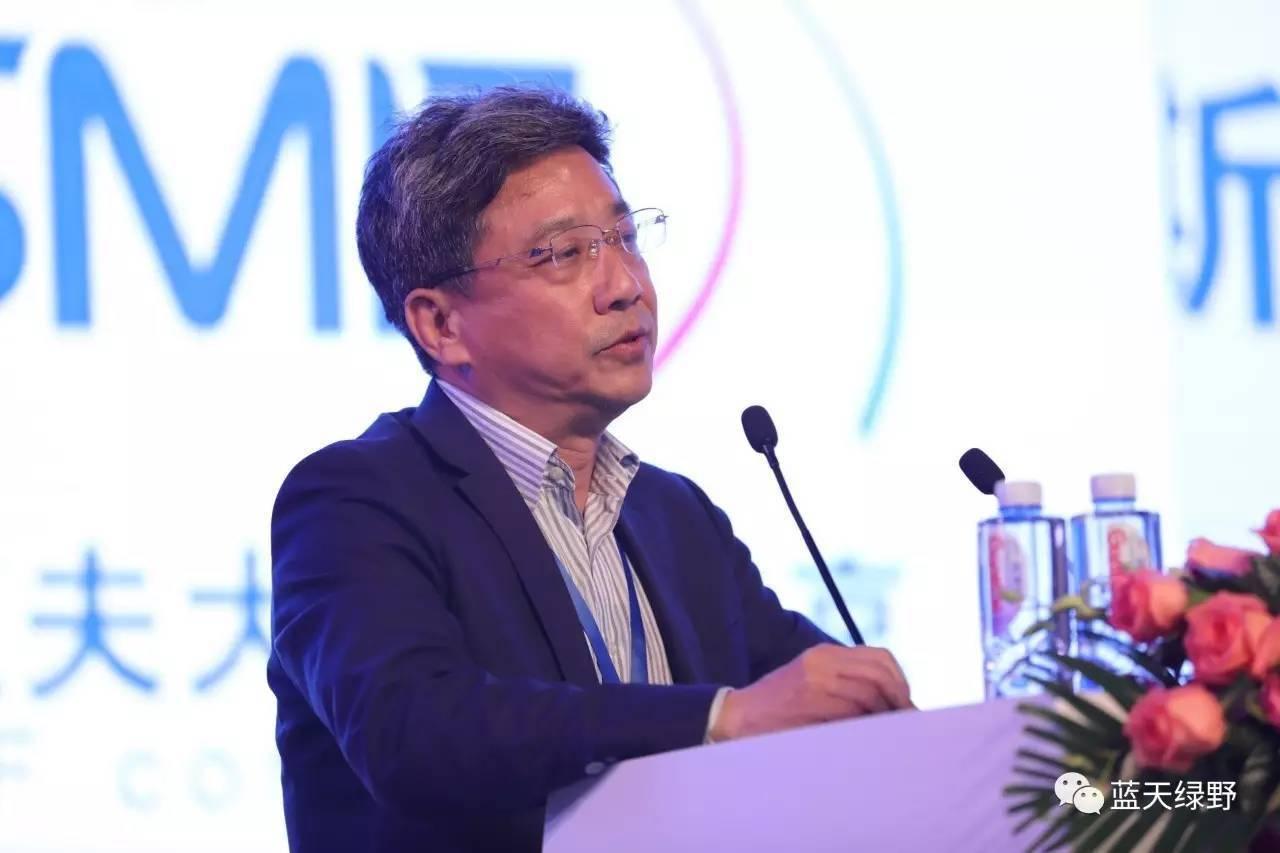 王啟富是富鼎和股權投資基金總裁,接受訪問時向媒體自曝自己是一個台灣迷。圖擷自組詞...