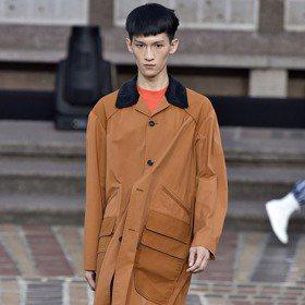 巴黎男裝周/向謬思致敬 Kenzo大秀全是亞裔模特兒
