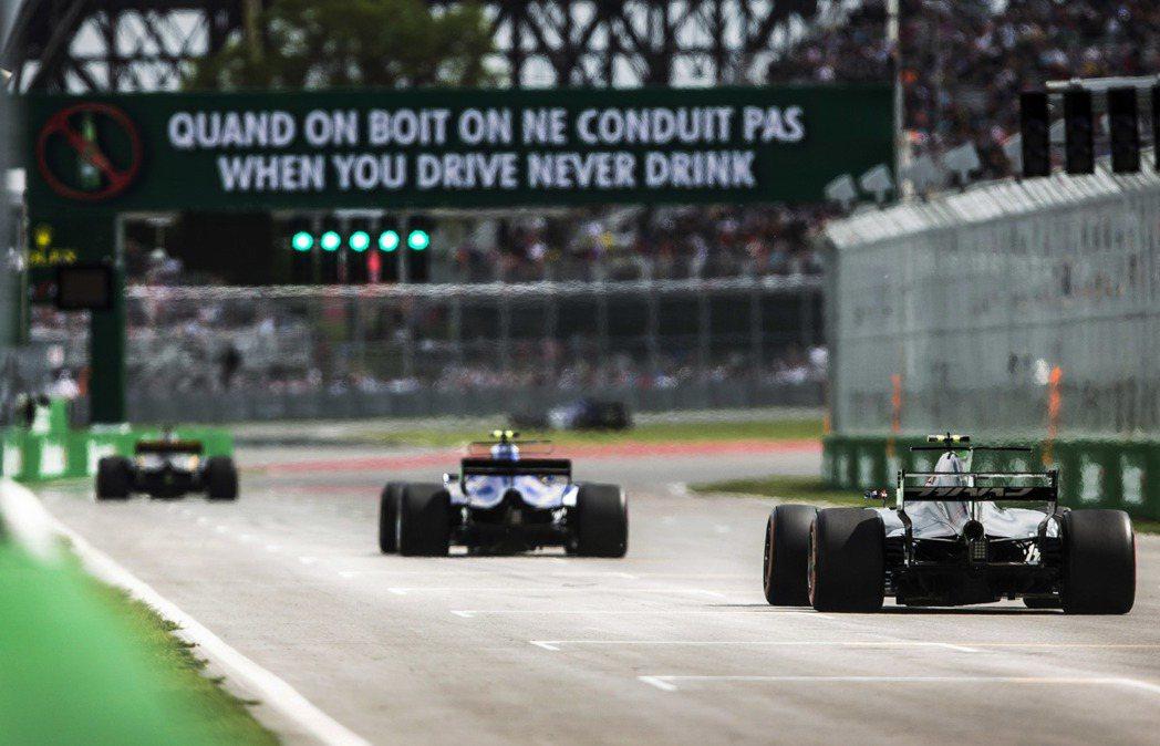 海尼根成為F1贊助商之一。 圖/海尼根提供