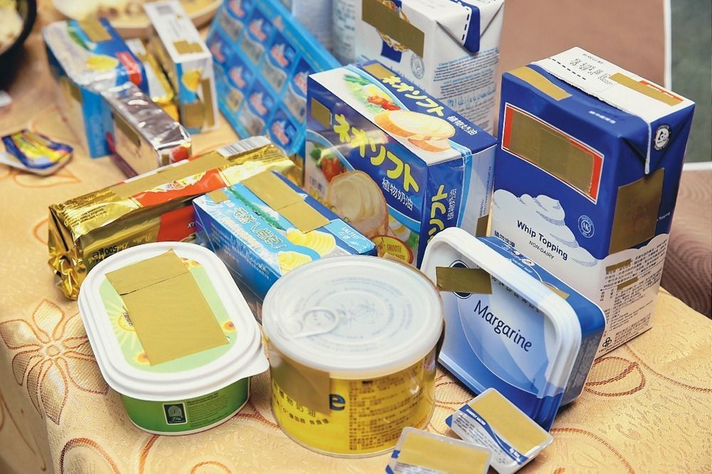 食藥署公告,今年7月1日起,乳脂肪達80%以上才能叫奶油。 聯合報系資料照