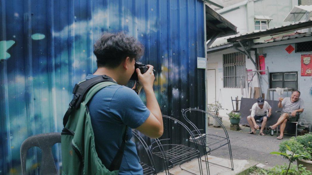 由攝影師採集街區美好辦攝影展。圖/誠品提供