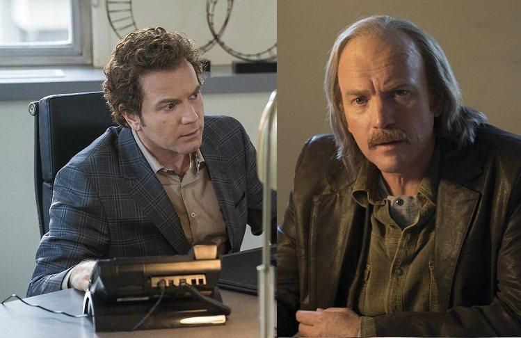 伊旺麥奎格在影集「冰血暴」第3季分飾一對兄弟,必須增胖、裸露。圖/摘自imdb
