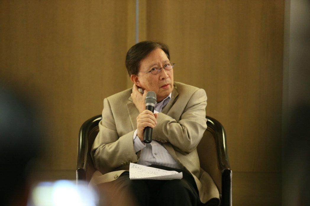 劉兆玄認為中華文化總會是人民團體,目前上億元款項都是他辛苦募來,沒有隨政黨輪替改...