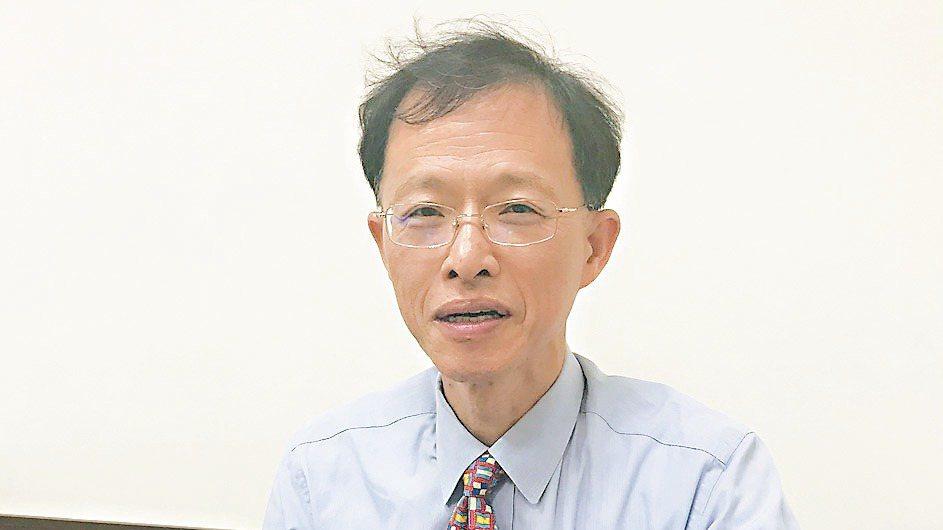 榮化董事長李謀偉 報系資料照