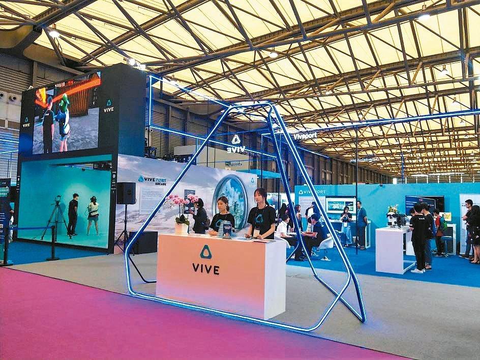 宏達電今年也參加MWC Asia 2017,並在展館E1展出旗下虛擬實境內容。 ...