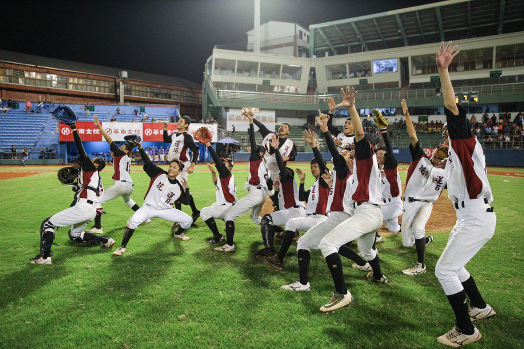 花蓮縣取得U15亞洲青少棒賽中華代表權。 圖/中華棒協提供